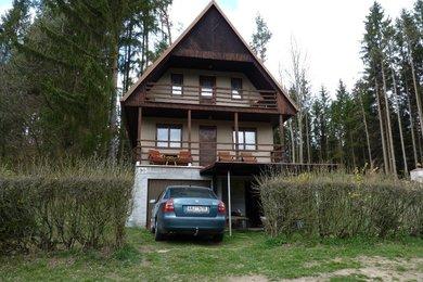 Prodej zděné chaty, Staré Hutě, k.ú. Kaliště, okres Pelhřimov, Ev.č.: 00653