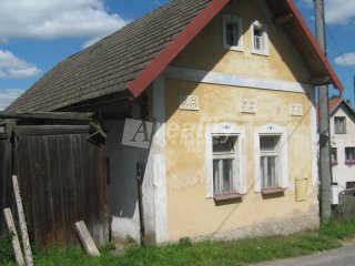 Prodej zemědělská usedlost, Krasovice, okres Benešov
