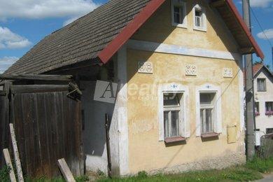 Prodej zemědělská usedlost, Krasovice, okres Benešov, Ev.č.: 00729