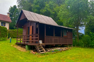 Prodej, chata 18 m2, zahrada 495 m², Kyjov u Havlíčkova Brodu, Ev.č.: 00737