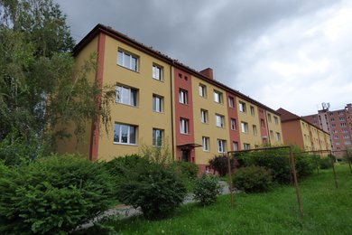 Prodej bytu 2+kk se zasklenou lodžií, Náměšť nad Oslavou, Ev.č.: 00747