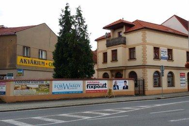 Prodej obchodního prostoru - zavedené kavárny, 84 m² + 110 m² zahrádka, Velké Meziříčí, Ev.č.: 00760-1