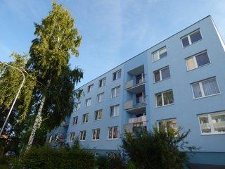 Pronájem bytu 1+1 s lodžií, 39,7 m2, Náměšť nad Oslavou