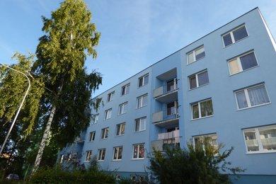 Pronájem bytu 1+1 s lodžií, 39,7 m2, Náměšť nad Oslavou, Ev.č.: 00766
