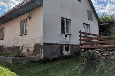 Prodej rodinného domu se zahradou, Bezděkov u Libice nad Doubravou, Ev.č.: 00776