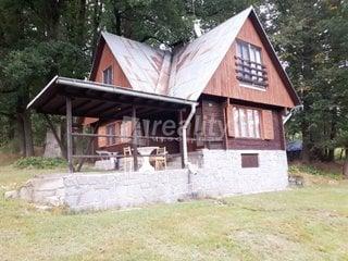 Prodej chaty 130m², Temelín - Knín