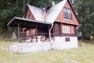 Prodej chaty 130m² - Temelín - Knín, Ev.č.: 00783