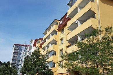 Pronájem bytu 2+kk s lodžií, 55 m², Třebíč, Nové Dvory, Ev.č.: 00786