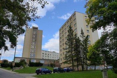 Prodej bytu 2+1, OV, Třebíč - Borovina, Ev.č.: 00801
