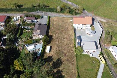Prodej pozemku pro bydlení 1.961m², Sezimovo Ústí, Ev.č.: 00805