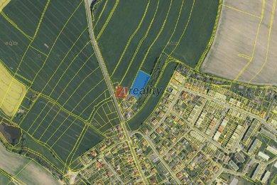 Prodej, pozemky pro bydlení, 1350 m², Brtnice