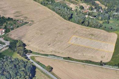 Prodej pozemku 5.392 m², Brno-Žebětín, Ev.č.: 00819