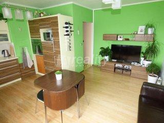 Prodej cihlový byt 3+kk s předzahrádkou, 72 m2, Náměšť nad Oslavou