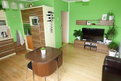 Prodej cihlový byt 3+kk s předzahrádkou, Náměšť nad Oslavou, Ev.č.: 00837