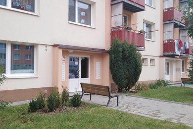 Prodej bytu 2+1, 56 m², Třebíč, Horka-Domky, Ev.č.: 00839