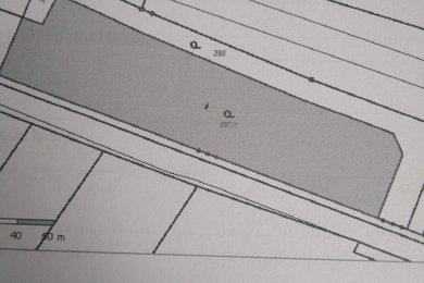 Prodej pozemky pro komerční výstavbu, 2648m² - Hradčany, Ev.č.: 00854