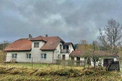 Prodej, Rodinný dům 228m², pozemek 1739 m²  Dolní Město, Ev.č.: 00860