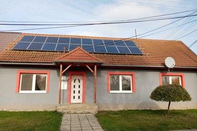 Prodej rodinný dům 4+1, Krhovice, okres Znojmo, Ev.č.: 00875