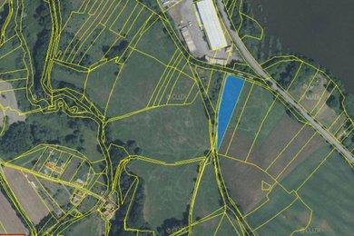 Prodej pozemků 3863m² - Trhové Sviny, Ev.č.: 00881