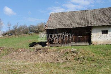 Prodej stavebního pozemku 3.920 m2, Horní Bory u Velkého Meziříčí, Ev.č.: 882