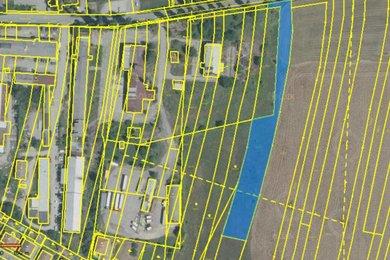 Prodej  pozemku 5673m² - Trhové Sviny, Ev.č.: 00883