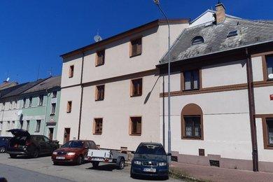 Prodej řadového bytového domu 133m² - České Budějovice 7, Ev.č.: 00884