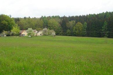 Prodej pozemku - trvalý travní porost 1893m² - Trhové Sviny, Březí, Ev.č.: 00893