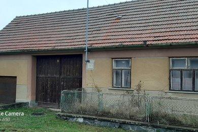 Prodej rodinný dům se zahradou, Křepice, okr. Znojmo, Ev.č.: 00898