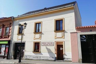 Prodej bytový dům Počátky, okr. Pelhřimov, Ev.č.: 00905