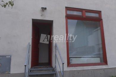 Pronájem obchodních prostor, 220 m2, Třebíč - centrum, Ev.č.: 00911