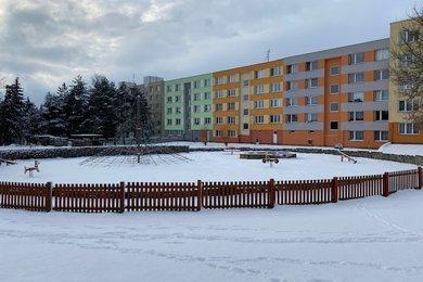 Prodej bytu 3+1 s balkonem, Jindřichův Hradec, Ev.č.: 00922