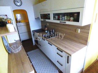 Prodej byt 2+1 s lodžií, Náměšť nad Oslavou