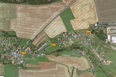 Prodej pozemku, 571 m², Řendějov, okres Kutná Hora, Ev.č.: 00948