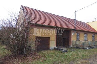 Prodej rodinný dům se zahradou a stodolou, Křepice, okr. Znojmo, Ev.č.: 00949