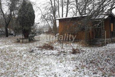 Prodej zahrady 2 861 m2 s chatkou 50 m², Osová Bítýška - Osová, Ev.č.: 00981