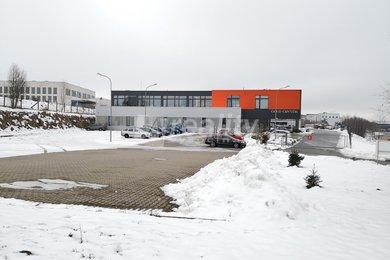 Pronájem výrobních dílen a skladovacích prostor v průmyslové části Jihlavy, Ev.č.: 00988