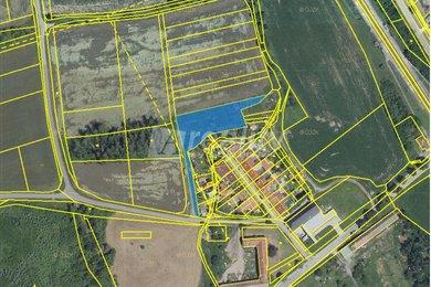 Prodej pozemku, 3738 m², Pouzdřany, okres Břeclav, Ev.č.: 01011