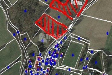 Prodej pozemků zahrady- Přídolí, Ev.č.: 01022