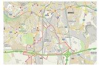 Horní Heršpice_mapa
