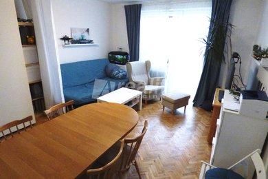 Prodej bytu 3+1 s balkonem, lodžií a 2 sklepy, 78,6 m2, Náměšť nad Oslavou, Ev.č.: 01038