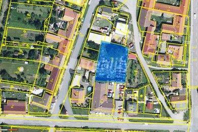 Prodej pozemku pro stavbu rodinného domu 1.000 m2, Dobelice, Ev.č.: 01062