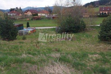 Prodej stavebního pozemku 1559m² - Pěčnov, Ev.č.: 01068