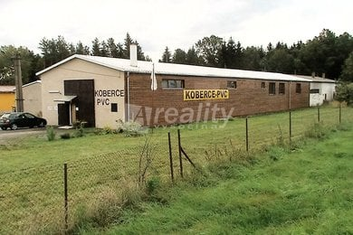 Prodej skladových prostor 555 m2 s pozemkem 2020 m2, Střítež u Kaplice, Ev.č.: 01070