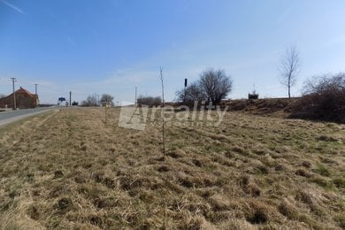 Prodej pozemku 1217m² - Čechočovice, Ev.č.: 01073