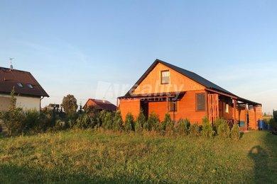 Prodej pozemku pro bydlení s dřevostavbou- 1356 m² - Bežerovice, Ev.č.: 01101