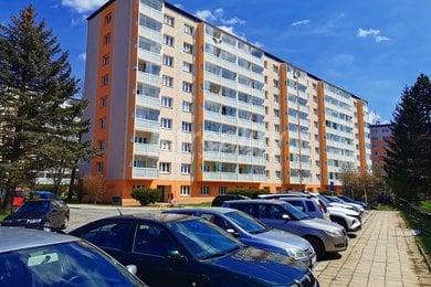 Prodej bytu 2+1, Jihlava, U Hřbitova, Ev.č.: 01105