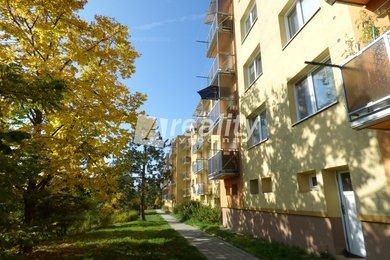 Prodej bytu 2+1 s balkonem Třebíč, Nové Dvory, Ev.č.: 01120
