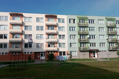 Prodej bytu 1+1 s balkonem, Bechyně, okres Tábor, Ev.č.: 01160
