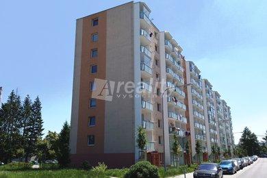 Pronájem bytu 1+1 s lodžií, Třebíč, Horka-Domky, Ev.č.: 01162