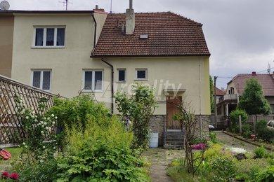 Prodej rodinný dům 3+1 a 2+kk se zahradou a garáží, Třebíč, Horka-Domky, Ev.č.: 01175